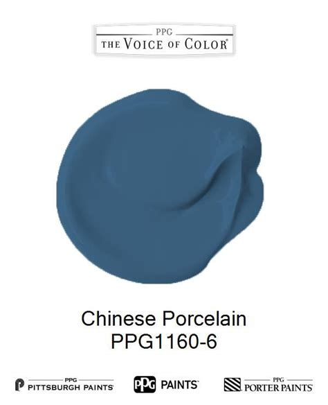 chinese porcelain ppg1160 6 in 2019 2017 trending blue