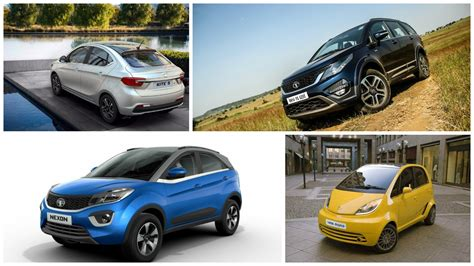 Tata Motors To Launch 5 New Cars In India In 201718