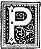 fancy letter s category p as an initial wikimedia commons 21669   Fancy Letter P Image