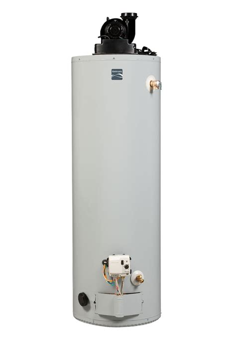 kenmore   gal  year tall natural gas water heater