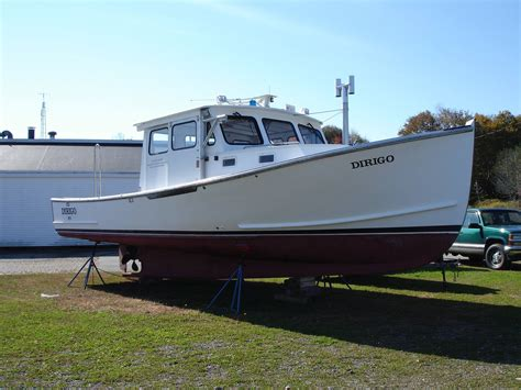 Used Fishing Boats In Maine by Midcoast Yacht Ship Brokerage Downeast Lobster Boats
