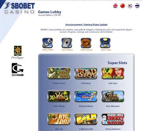 agen resmi ioncasino sbobet line login