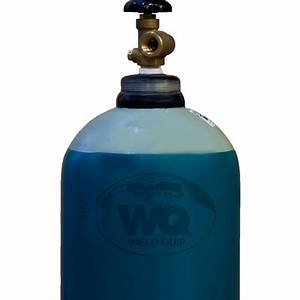'D' Size Argon Gas Cylinder - RENT FREE
