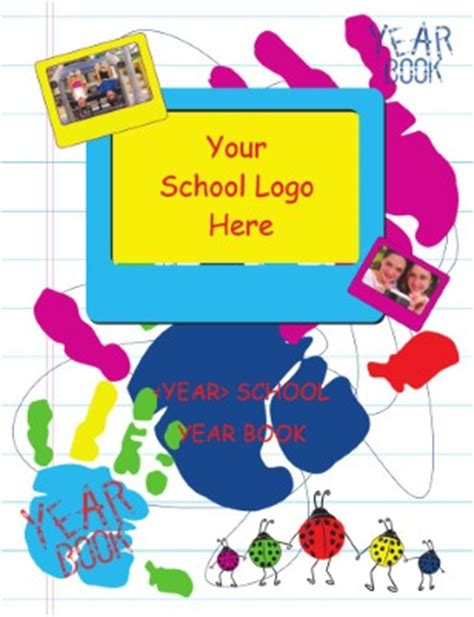 free yearbook templates mc templates magcloud