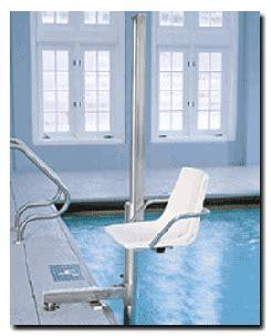 siege ascenseur siège ascenseur pour piscine et spa hors sol pmr et