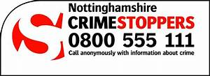 Crimestoppers: Report crime anonymously | Nottinghamshire ...