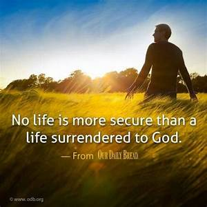 18 best Surrend... Daily Surrender Quotes