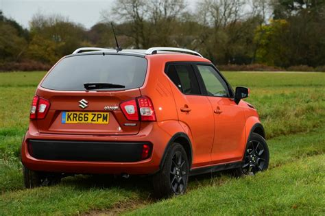 Suzuki Small Cars by Maruti The Indian Suzuki Launches New Ignis To The