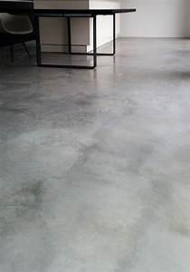 Betonboden Wohnbereich Kosten : wohnzimmer betonboden geschliffen wohnbereich deko ideen ~ Michelbontemps.com Haus und Dekorationen