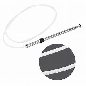 Am  Fm Radio Antenna Mast Aerial Replace For Toyota Camry