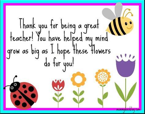printable  teachers teacher cards teacher