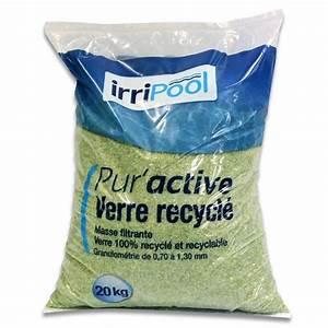 verre recycle masse filtrante pour piscine achat prix With bille de verre pour filtration piscine