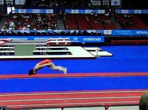 chinese straight pass world championship power tumbling
