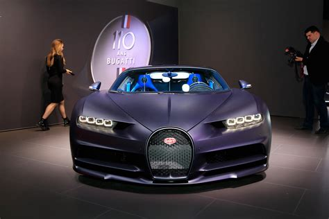 Now this new chiron might not seem super significant at first, given that special editions of cars like this are usually, well. Bugatti Chiron Sport 110 Ans Edition มือสองราคา 3.9 ล้านยูโร | Thai Car Lover