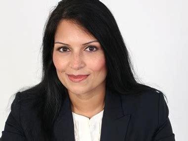 Indian-origin Priti Patel gets cabinet rank in in David ...