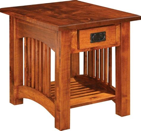 wooden  mission style furniture  plans