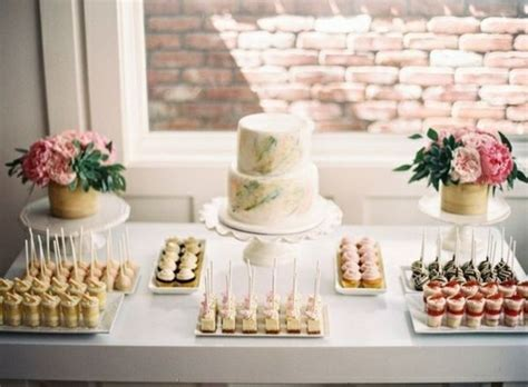 astuces  idees pour organiser  candy bar mariage