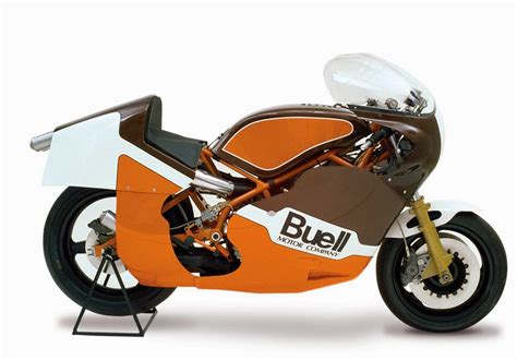 Complete Production History Of Buell