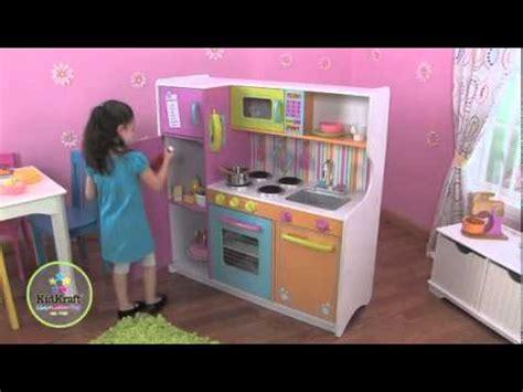 cuisine en bois jouet kidkraft cuisine en bois pour enfant kidkraft