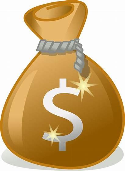 Money Clipart Transparent Purple Bag Webstockreview Powerpoint