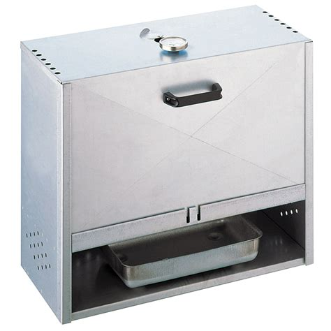 fumoir cuisine ducatillon fumoir f50 acier aluminisé ou acier