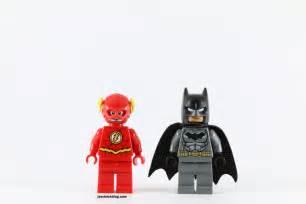 LEGO Batman Flash Minifigure