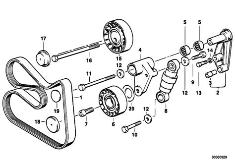 Original Parts For Sedan Engine Belt Drive