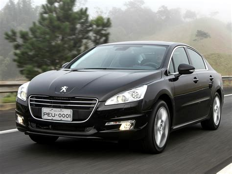 508 Sedan / 1st generation / 508 / Peugeot / Database ...