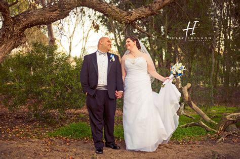 rancho santa fe garden club wedding photos of and dom