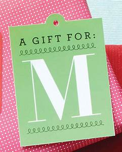 Holiday gift tags and labels martha stewart for Martha stewart gift tag template