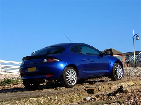 Ford Puma Technical Specifications And Fuel Economy