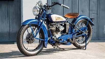 Indian Scout Motocykl Motos 1939 1920 Junior