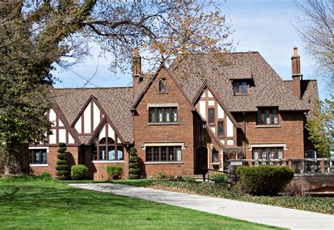 4 Reasons To Love Ann Arbor Tudorstyle Homes Reinhart