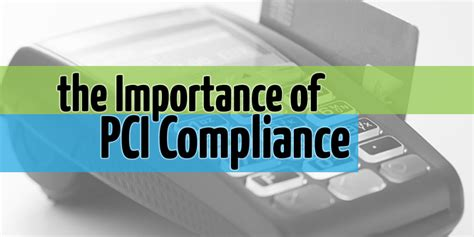 It is generally mandated by credit card companies and discussed in credit card network agreements. The Importance of PCI Compliance and How To Use It