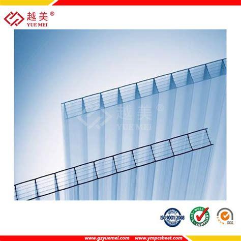 china lexan multiwall polycarbonate sheet price