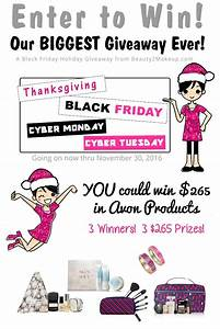 Black Friday Holiday Giveaway Enter To Win! - Beauty2Makeup