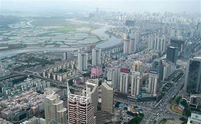 Urbanisation Urbanization Urban Environment Effects Negative Industrialization