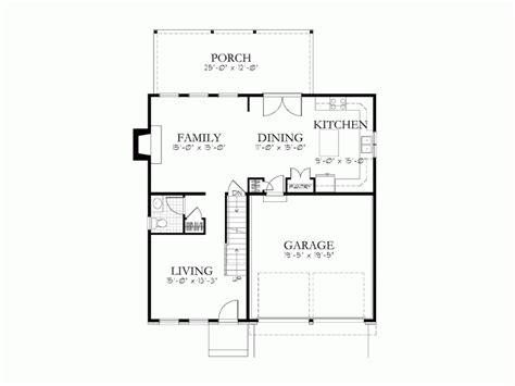 blueprint house plans simple house blueprints measurements blueprint small home