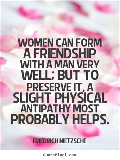 Quotes About Man Woman Friendship