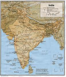 India Maps - Perry-Castañeda Map Collection - UT Library ...