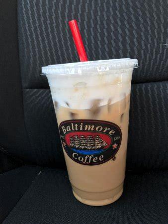 Baltimore kaffe & te er en fantastisk lille café skjult lige ved york road og ligger lige ved siden af en lettere jernbanestop. Baltimore Coffee & Tea Co. Inc., Frederick - Menu, Prices & Restaurant Reviews - TripAdvisor