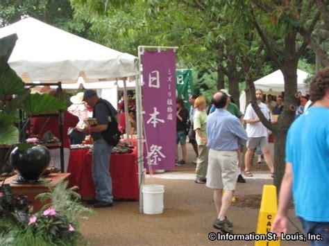 japanese festival missouri botanical garden