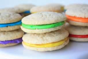 Vanilla Rainbow Cookies