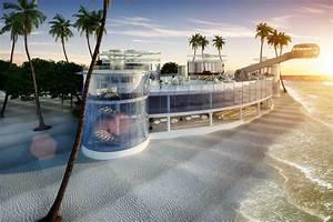 glass house beach designs