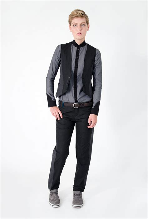 Androgynous Fashion | Male Models Picture