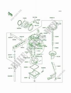 Kawasaki Bayou 300 Carburetor Diagram