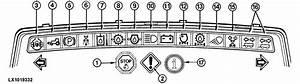 John Deere Indicator Lights