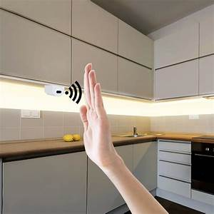 Hand Sweep Smart Switch Led Cabinet Lights Hand Motion