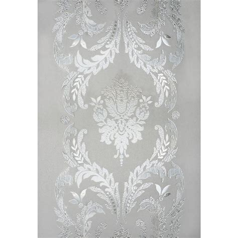 sidelight window treatments home depot artscape 12 in x 83 in chateau sidelight decorative