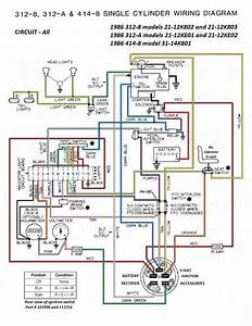 Tractor 1986 414-8 Wiring Detailed Revised Pdf